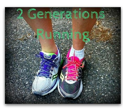 2 Generations Running.