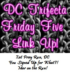 Friday 5 Link-Up