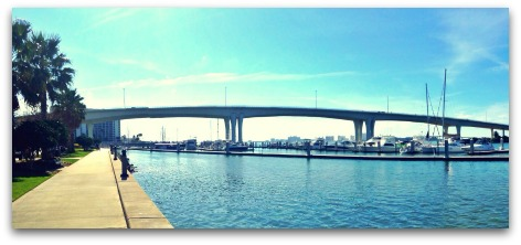 Bridge at the Clearwater Distance Classic.