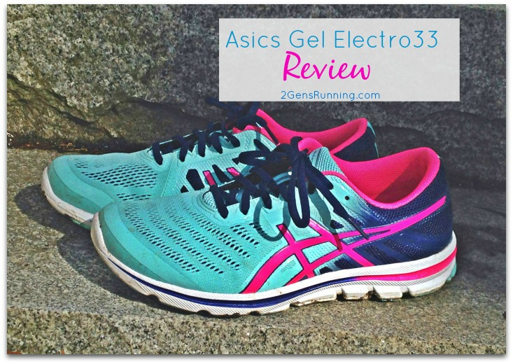 Asics Gel Electro33 Review | 2 Generations running