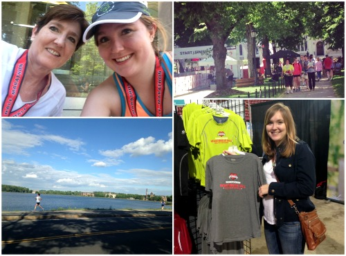 Heartbreak Hill Half Marathon, Runner's World | 2 Generations Running