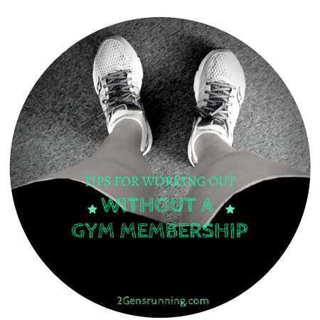 Tips For Working Out Without a Gym Membership