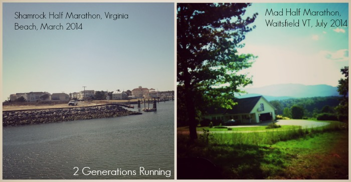 National Running Day | 2 Generations Running