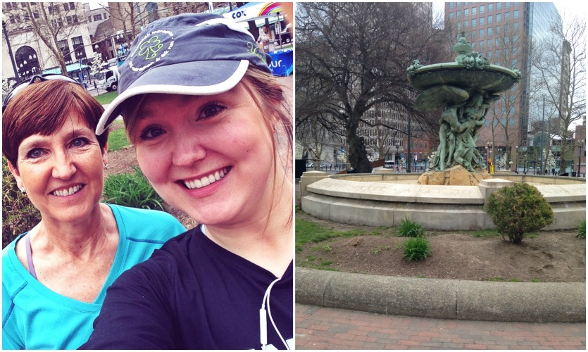 Cox Providence Half Marathon 2015 | 2 Generations Running