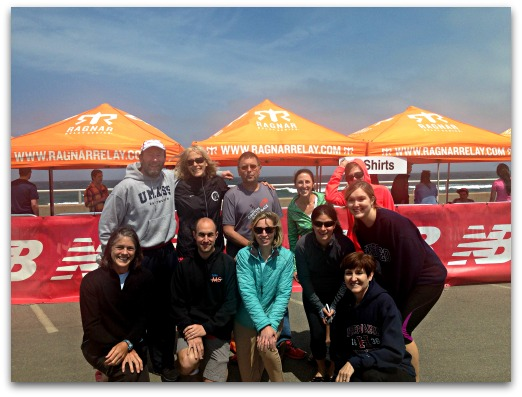Ragnar Relay Cape Cod 2015