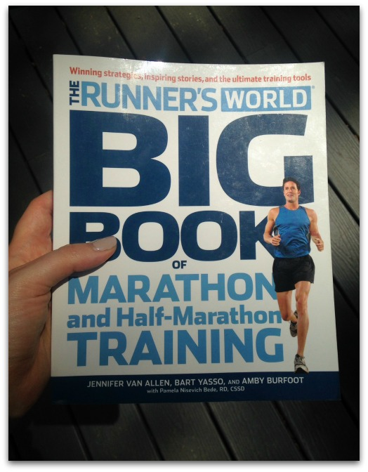 Runner's World Big Book of Marathon Training