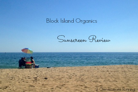 Block Island Organics Sunscreen Review