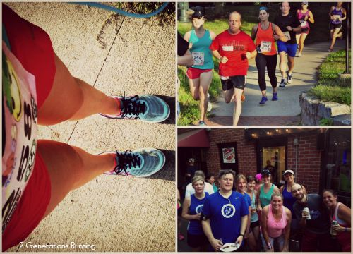 Lowell Good Times Summer Series 5k