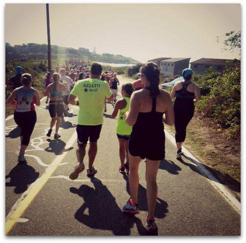 2015 Falmouth Road Race