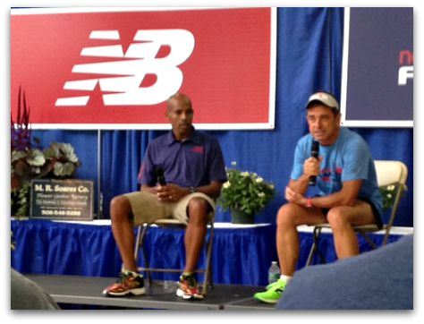 2015 New Balance Falmouth Road Race