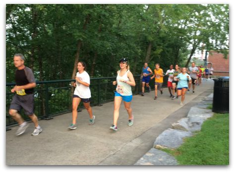 Lowell Good Times Summer Series 5k | 2 Generations Running