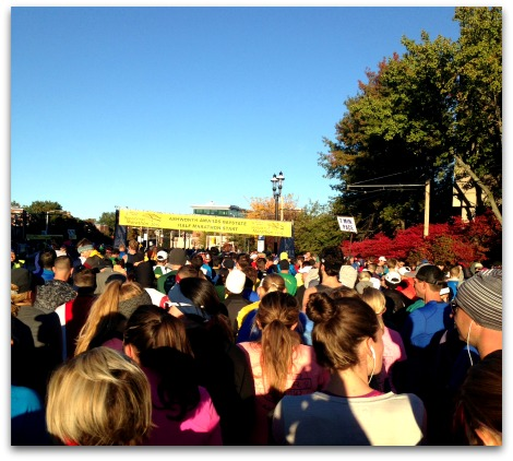 2015 Baystate Half Marathon and Marathon