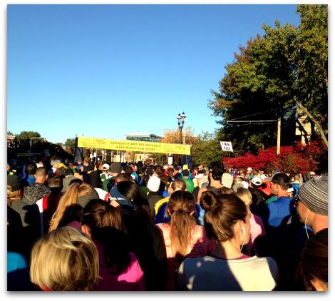 2015 Baystate Half Marathon and Marathon