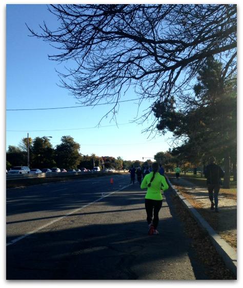 BayState Half Marathon and Marathon