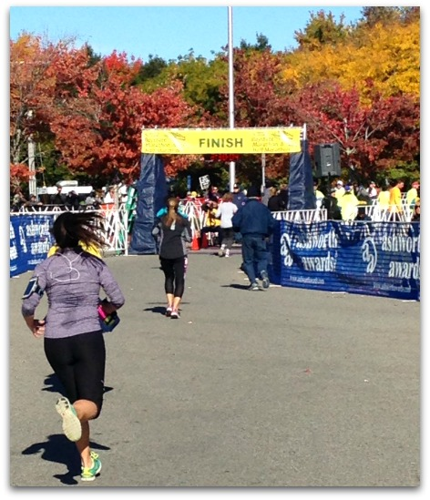 Baystate Marathon and Half Marathon
