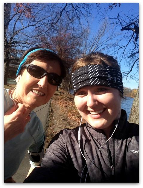 Boston Running | 2 Generations Running