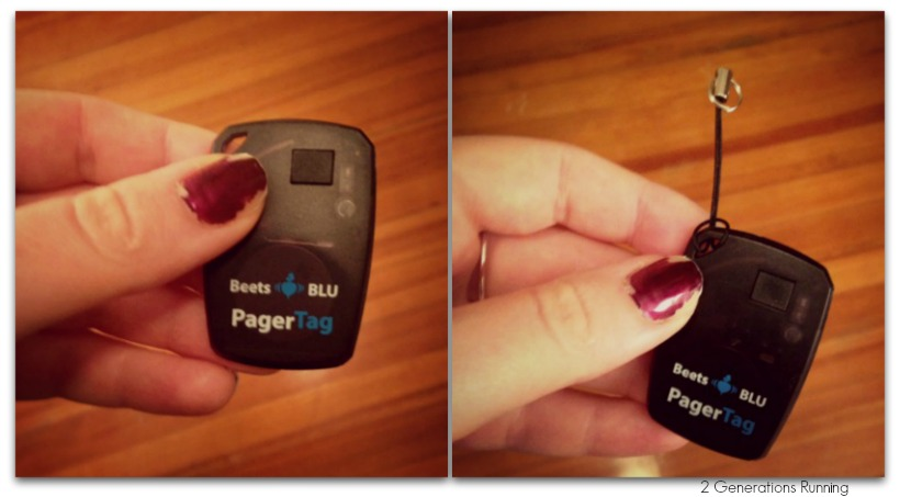 Beets Blu Pager Tag Review