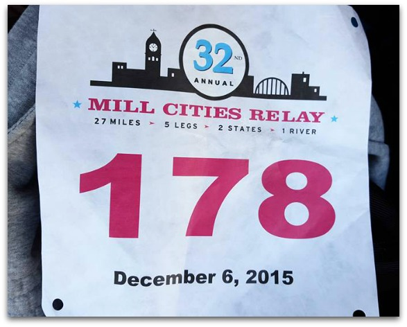 Mill Cities Relay