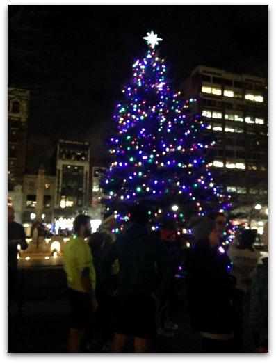 Boston Christmas Tree Run