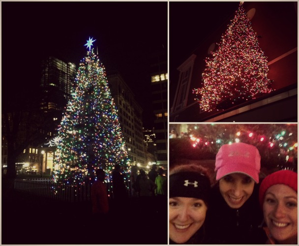 Boston Christmas Tree Run