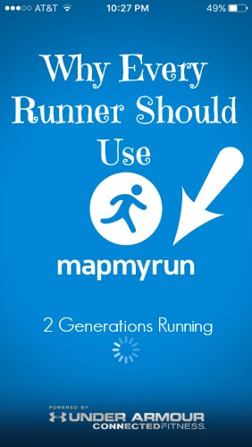 The Benefits of Using Map My Run | 2 Generations Running