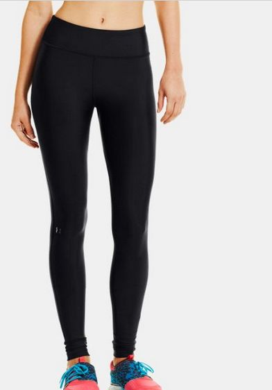 Women's UA ColdGear Running Leggings | 2 Generations Running