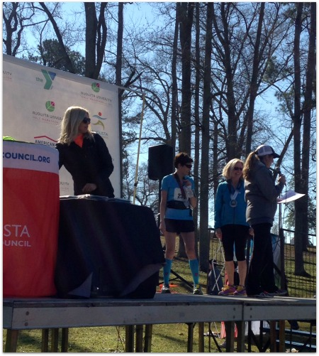Augusta Half Marathon
