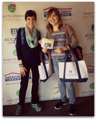 2016 Augusta Half Marathon