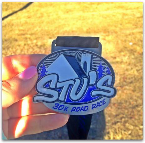 2016 Stu's 30K