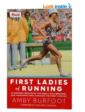 First Ladies of Running | Amby Burfoot