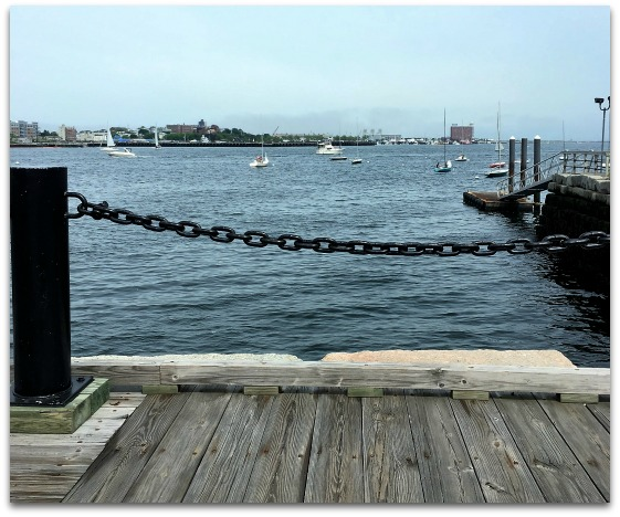 Sargent's Wharf, Boston | 2 Generations Running
