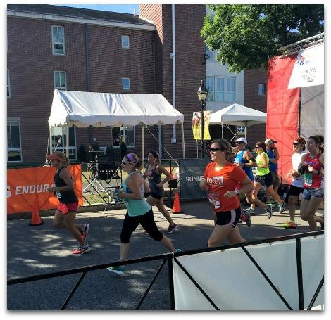 Runners World Race recap