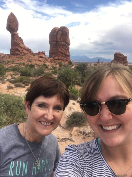 Arches National Park | 2 Generations Running