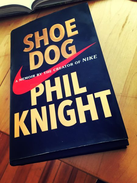 Shoe Dog Review, Phil Knight