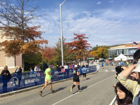 Baystate Marathon Race Review