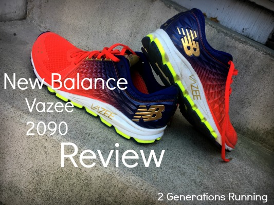 New Balance Vazee 2090 Review
