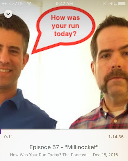 How Was your Run today podcast | Best podcasts for runners