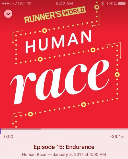Human Race Podcast | Best Podcasts for Runners