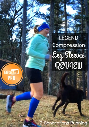 Legend Compression Sleeves Review | 2 Generations Running