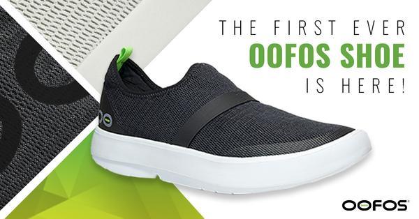 OOFOS OMG shoe