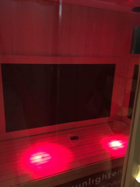 infrared sauna, inBody